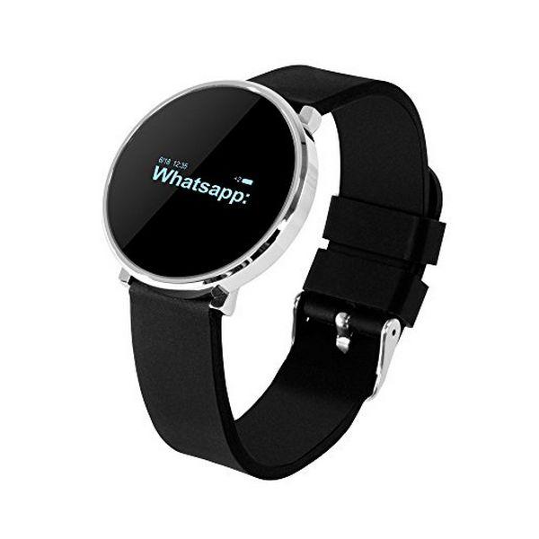 Chytré hodinky ORA ONYX 52 g Černý