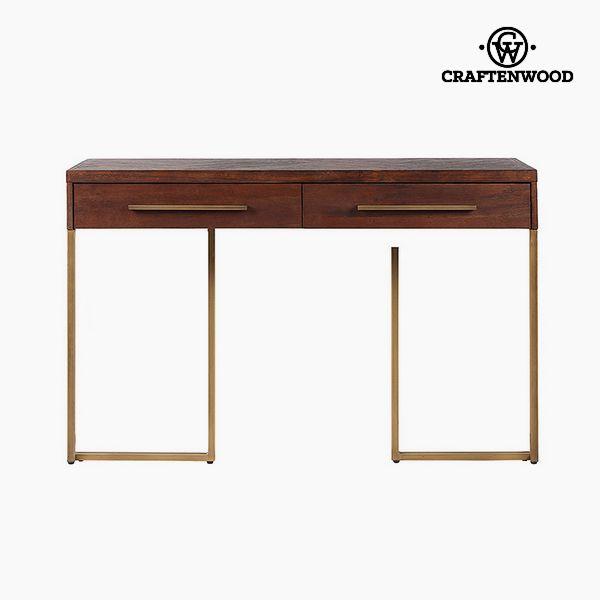 konzole Mdf Akátové dřevo (120 x 45 x 15 cm) - Perfect Kolekce by Craftenwood