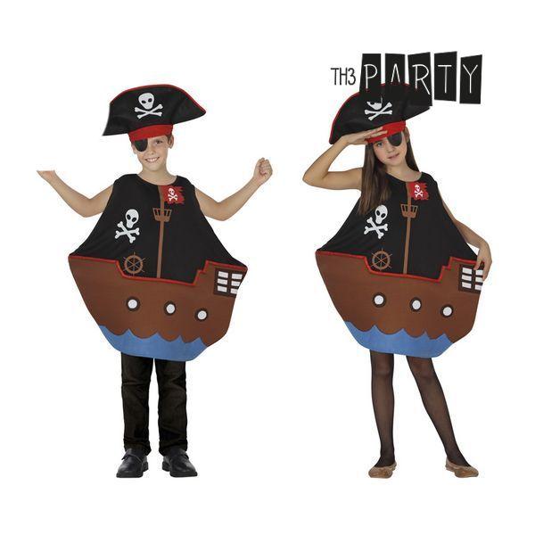 Kostým pro děti Th3 Party Pirátská loď - 5–6 roků