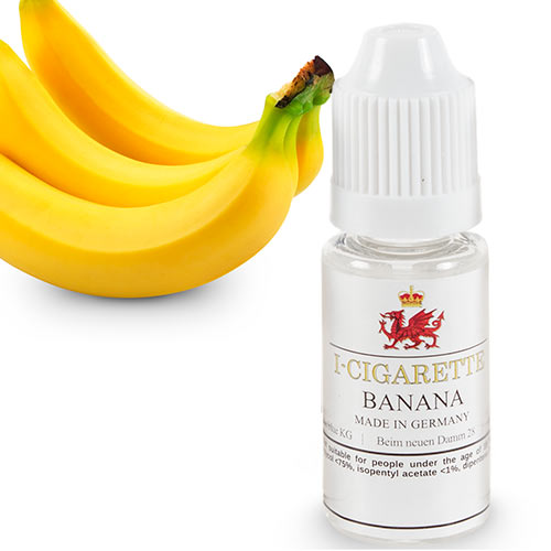Płyn do E Papierosów - Banan, Bez nikotyny
