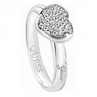Dámský prsten Guess UBR72501-58 (18,47 mm)