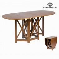 Mp-181 ořechový stolek na knihy - Serious Line Kolekce by Craftenwood