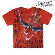 Koszulka z krótkim rękawem dla dzieci Spiderman 5636 (rozmiar 3 lat)