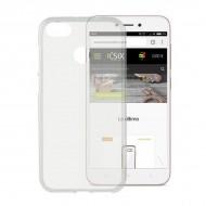 Puzdro na mobil Xiaomi Note 5a Flex TPU Transparentná