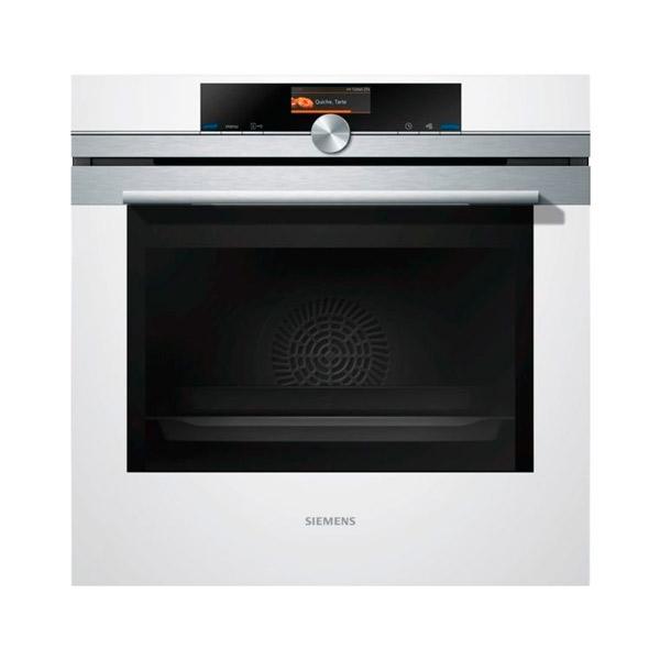 Piekarnik pirolityczny Siemens AG HB676G0W1 A+ 71 L 3600W Biały