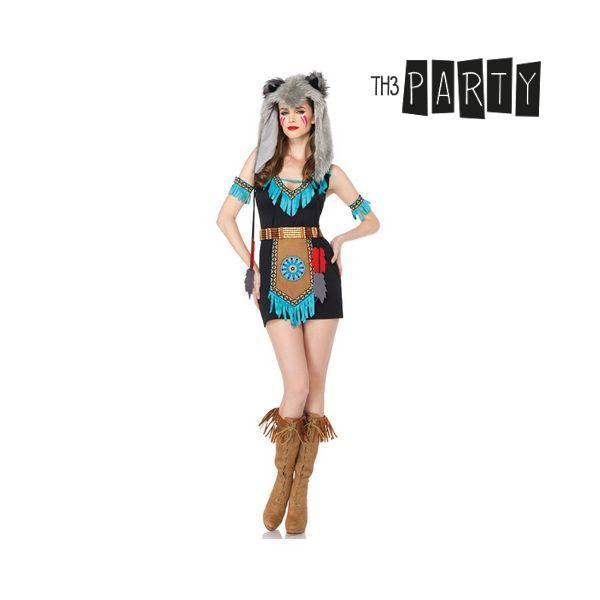 Kostým pro dospělé Th3 Party Sexy bojovníčka - S