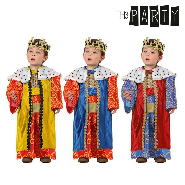 Kostium dla Niemowląt Th3 Party Król mag - 12-24 miesiące