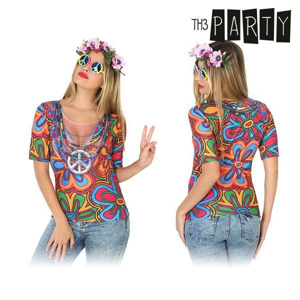 Tričko pro dospělé Th3 Party 6641 Hippie