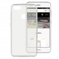 Puzdro na mobil Huawei Y6 Pro 2017 Flex Ultrafina Transparentná