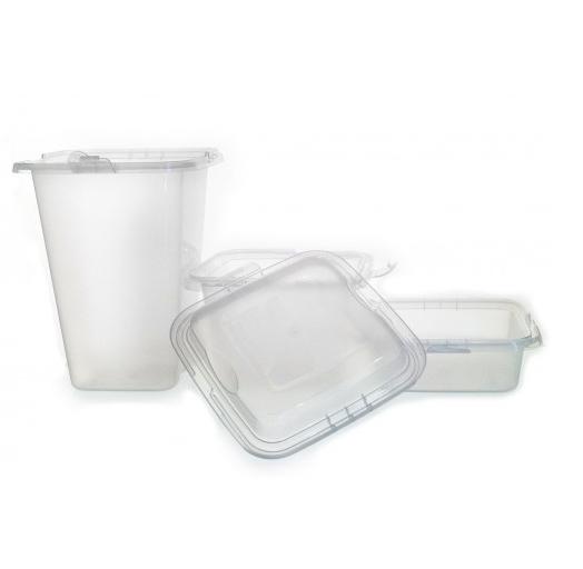 Sada Plastových Nádob (20 Kusů)