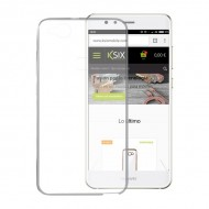 Pokrowiec na Komórkę Huawei P10 Lite Flex Ultrafina Przezroczysty