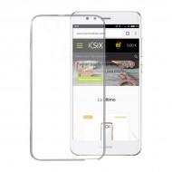 Puzdro na mobil Huawei P10 Lite Flex Ultrafina Transparentná