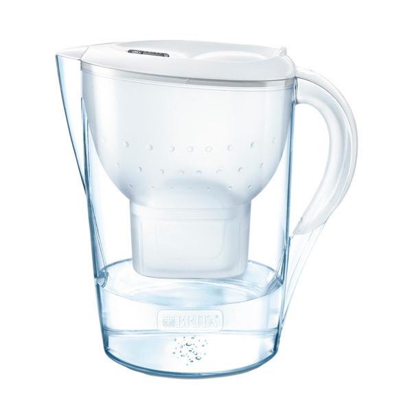 Filter jug Brita Marella 2,4 L Bílý