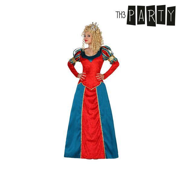 Kostium dla Dorosłych Th3 Party Średniowieczna królowa - M/L