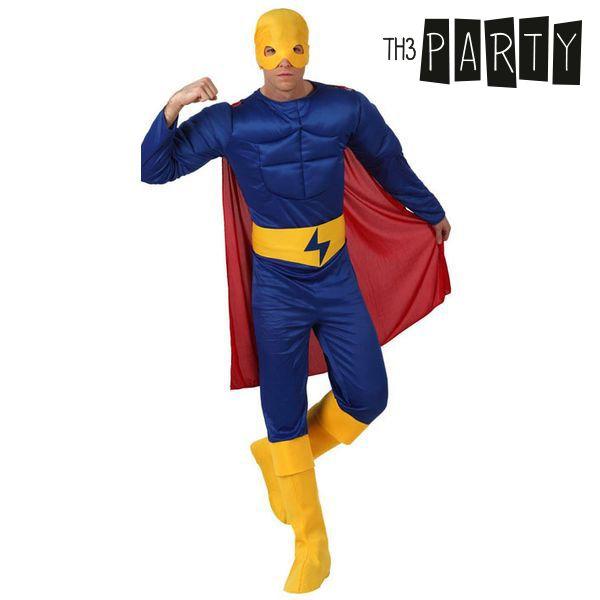 Kostium dla Dorosłych Th3 Party Muskularny bohater - XS/S