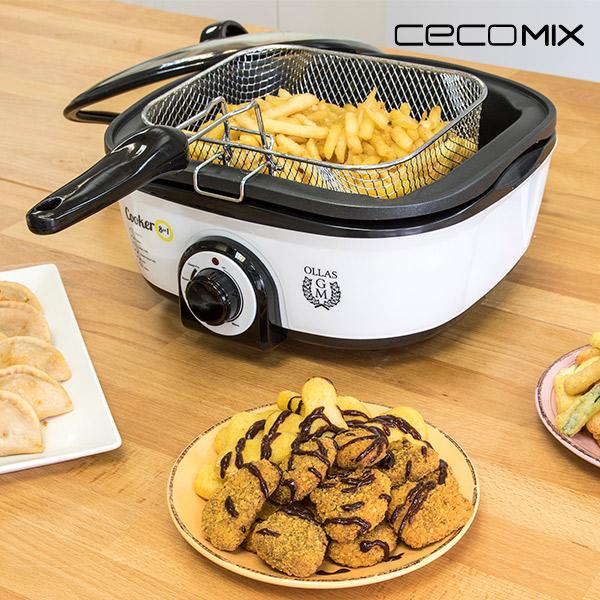 Kuchyňský Robot Cecomix 8 v 1 4033 5 l 1300W