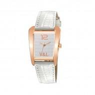 Dámske hodinky V&L VL063202 (25 mm)
