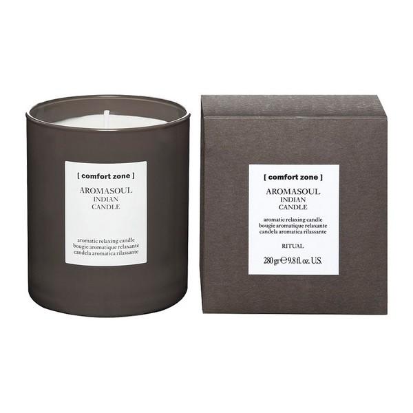 vonná svíčka Aromasoul Indian Comfort Zone (280 g)