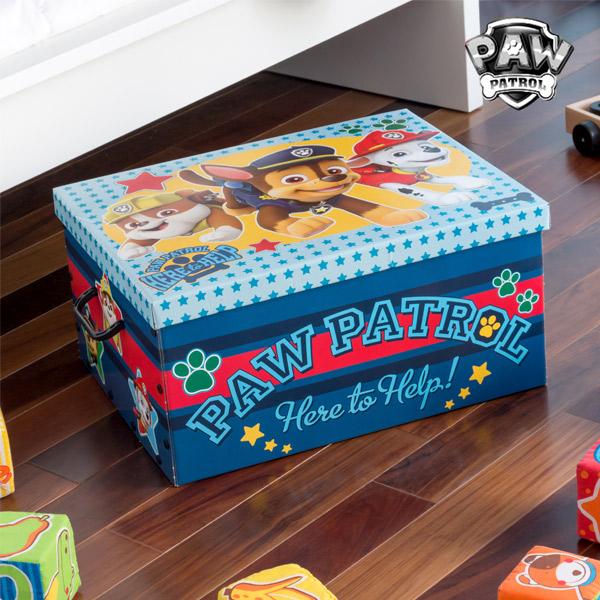 Skládací Box na Hračky Tlapková Patrola (50 x 39 cm)