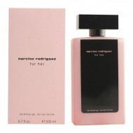 Żel pod Prysznic Narciso Rodriguez For Her Narciso Rodriguez (200 ml)