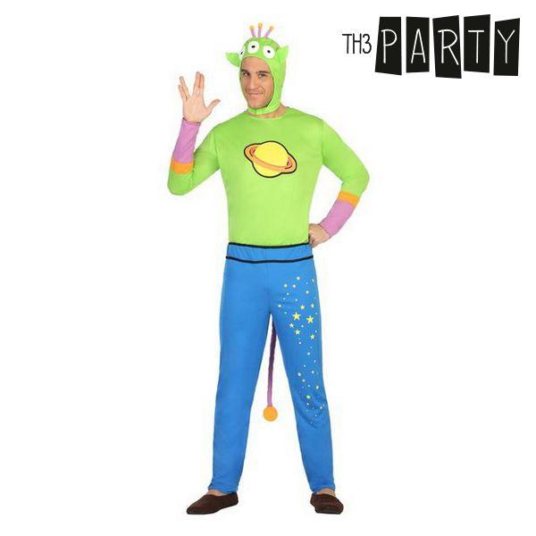 Kostým pro dospělé Th3 Party Vetřelec - XS/S