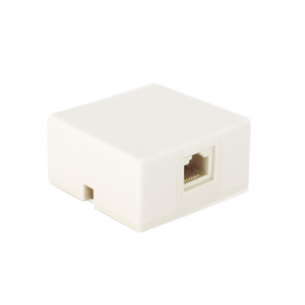 Síťová Zásuvka iggual IGG309674 6P4C