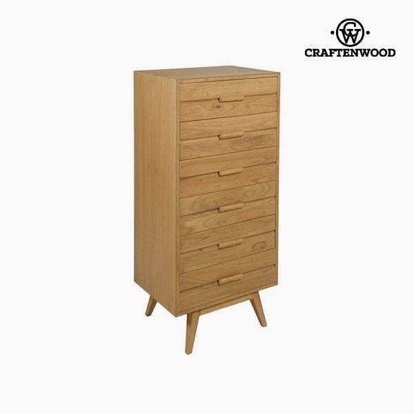 skříňka Dřevo mindi (118 x 55 x 40 cm) - Serious Line Kolekce by Craftenwood