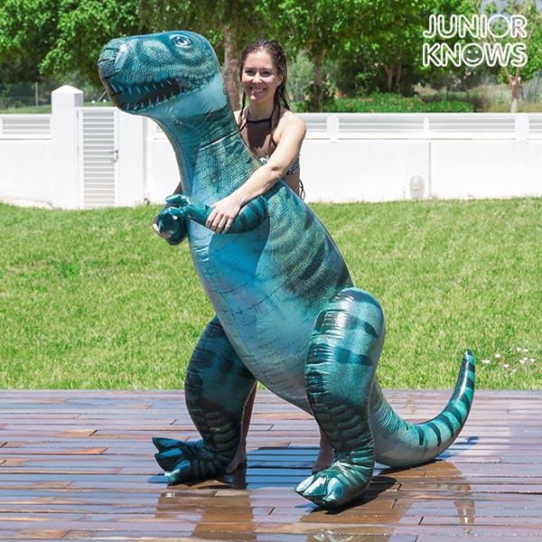 Obří Nafukovací Dinosaurus T-Rex Junior Knows