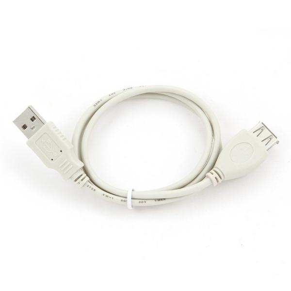 Prodlužovací Kabel iggual IGG311714 USB 2.0 0,75 m