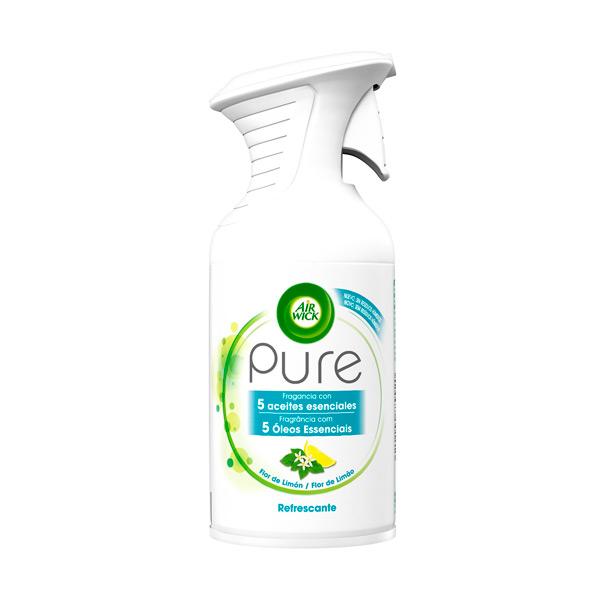 Osvěžovač Vzduchu ve Spreji Air Wick Pure Essential Oil Refreshing