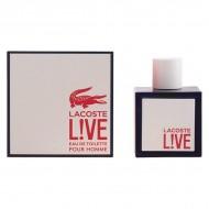 Men's Perfume Live Lacoste EDT - 100 ml