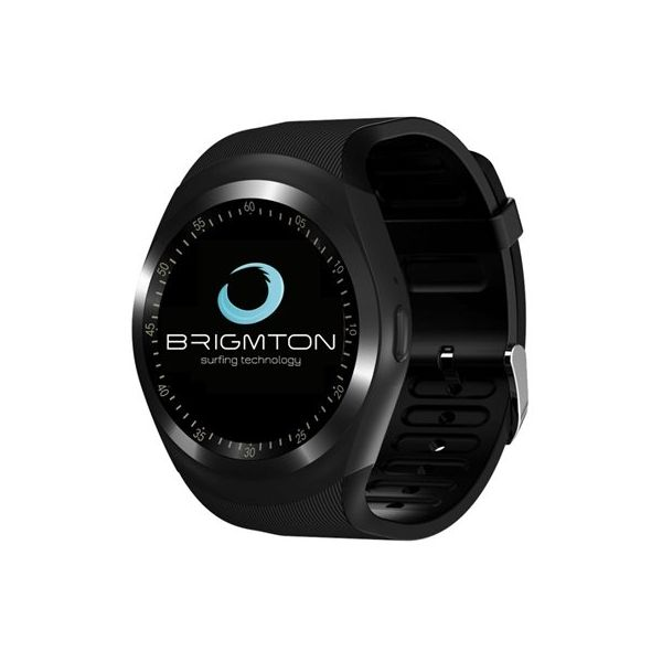 Chytré hodinky s krokoměrem BRIGMTON AATWAB0130 BWATCH-BT7N BT3.0 1,3