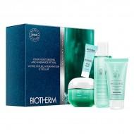 Souprava sdámskou kosmetikou Aquasource Biotherm (4 pcs)