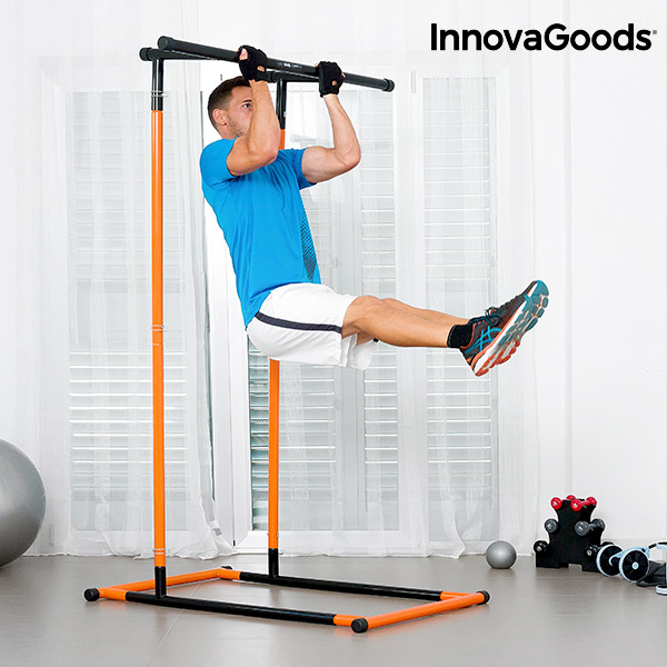 Fitness Hrazda na Přitahování s Návodem na Cvičení InnovaGoods