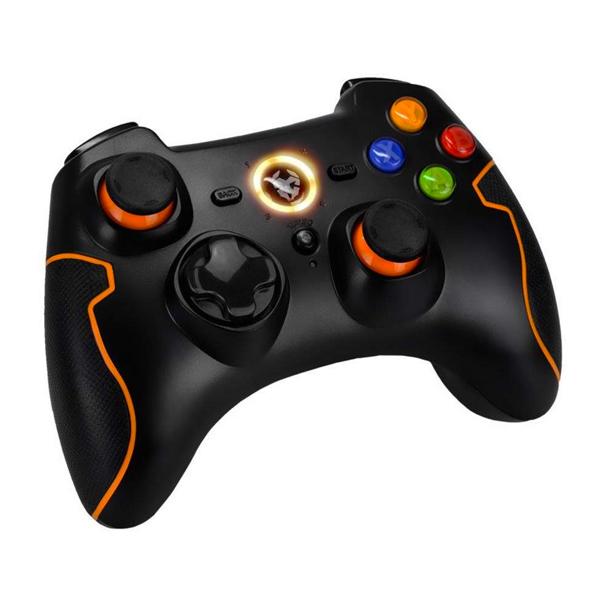 Gamepad/ OR: Kontrolka do Gier NOX NXKROMKHNS Wireless PC / PS3