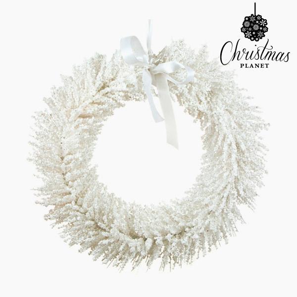 Dekorativní postava Vánoce Srdce Bílý by Homania