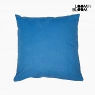 Poduszka Niebieski (60 x 60 cm) - Cities Kolekcja by Loom In Bloom