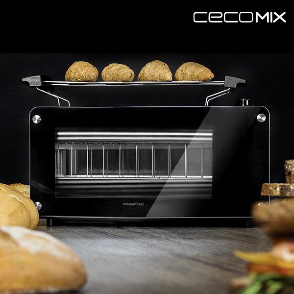 Toster Cecomix Vision 3042 1260W