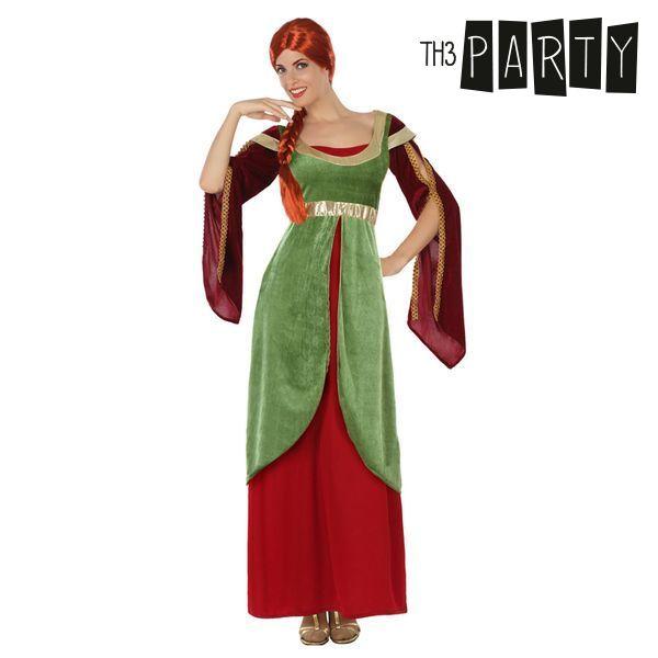 Kostým pro dospělé Th3 Party Středověká dáma - M/L
