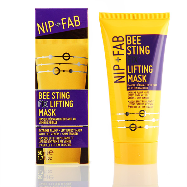 Regenerująca Maseczka do Twarzy z Efektem Liftingującym NIP+FAB