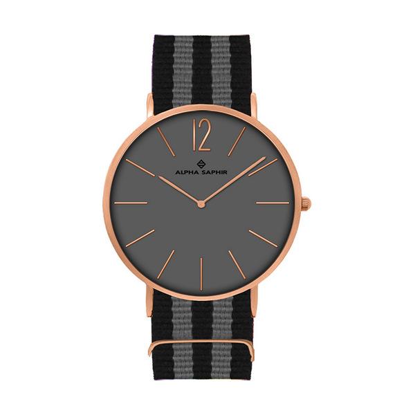 Pánské hodinky Alpha Saphir 383H (40 mm)