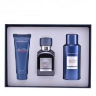 Souprava spánským parfémem Agua Fresca Extreme Adolfo Dominguez (3 pcs)