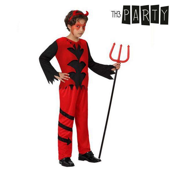 Kostým pro děti Th3 Party Ďábel - 7–9 roků