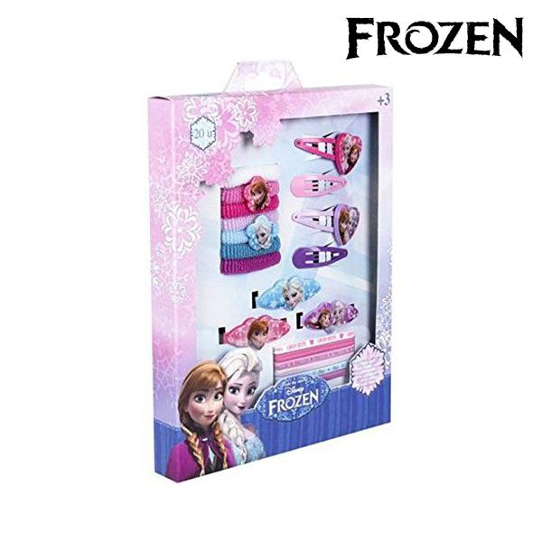 Akcesoria do Włosów (20 pcs) Frozen 77471