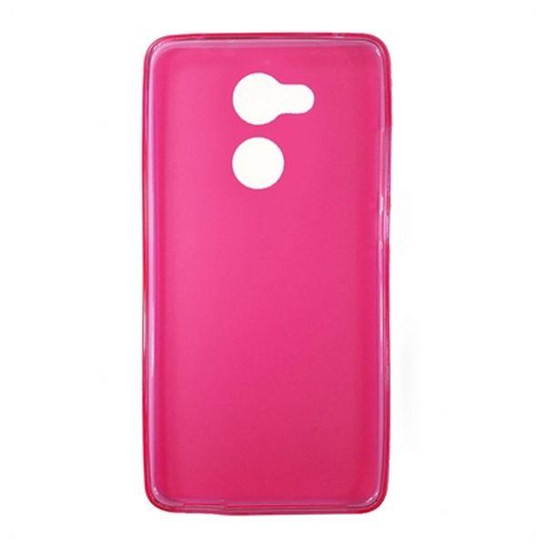 Pouzdro na mobily Ref. 137157 Alcatel A3 Vodafone N8 Růžový