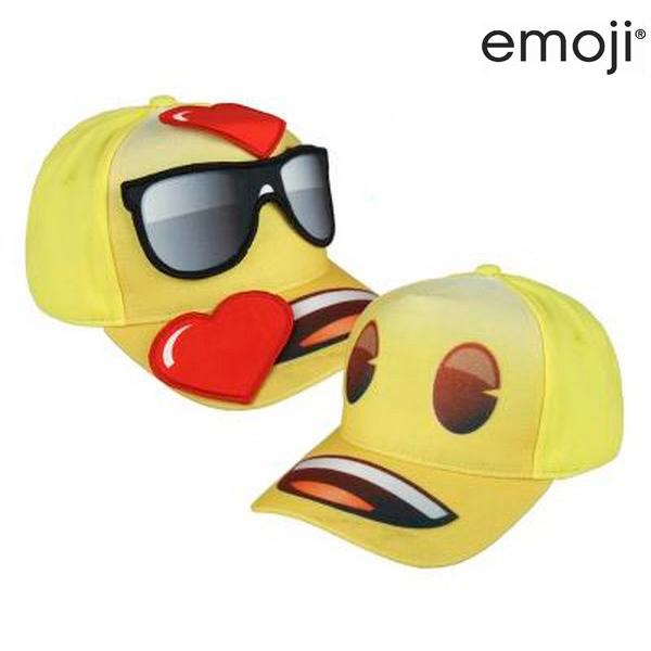 Klobouček pro děti Emoji 517
