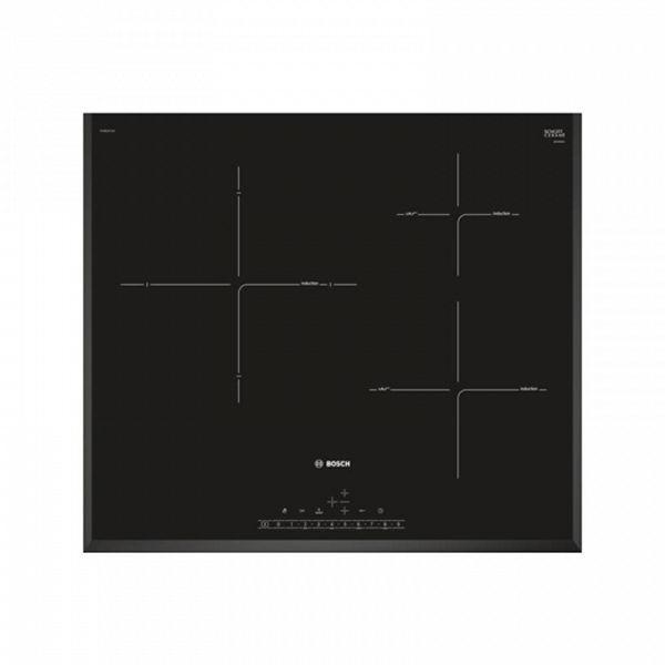Płyta Indukcyjna BOSCH PIJ651FC1E 60 cm Czarny (3 strefa gotowania)
