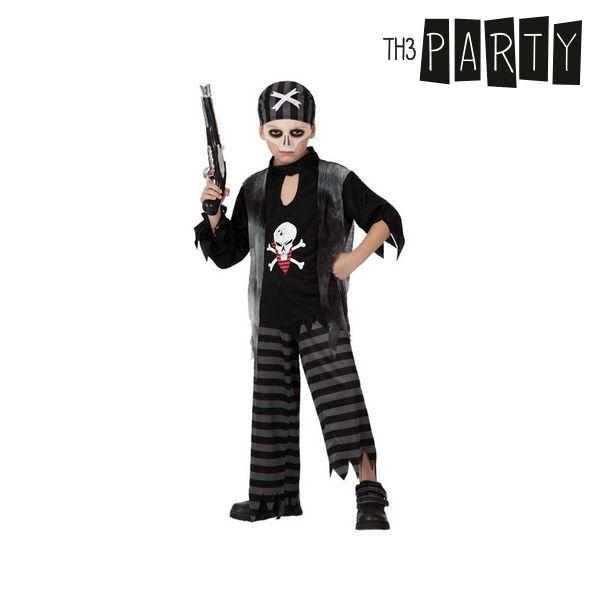 Kostým pro děti Th3 Party Duch pirát - 3–4 roky