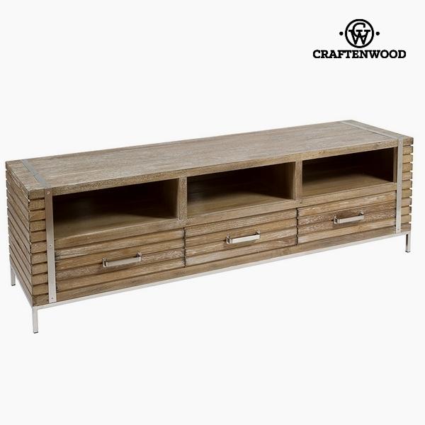 Nábytek na TV Teak (3 zásuvky) (160 x 45 x 51 cm) by Craftenwood