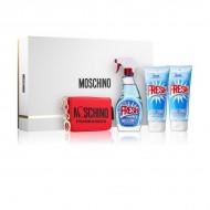 Souprava sdámským parfémem Fresh Couture Moschino (4 pcs)